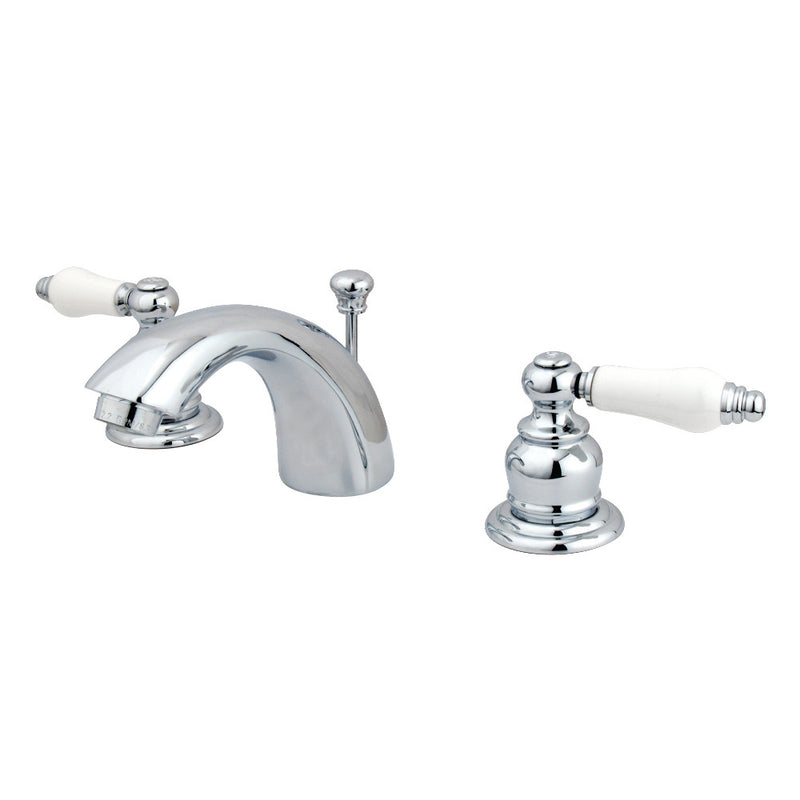 Kingston Brass Victorian Mini-Widespread Bathroom Faucets - BNGBath