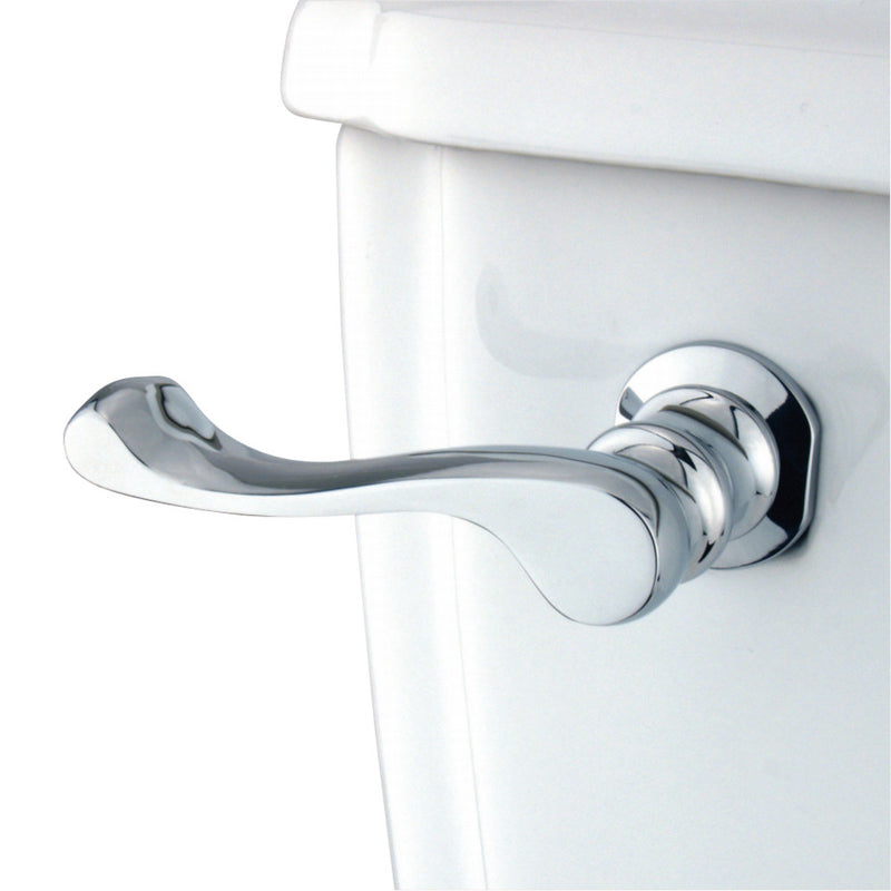 Kingston Brass KTFL1 French Toilet Tank Lever, Polished Chrome - BNGBath