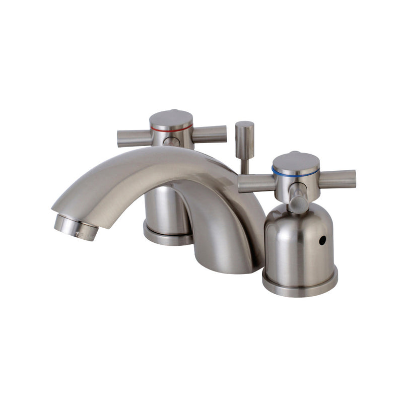 Kingston Brass Concord Mini-Widespread Bathroom Faucets - BNGBath