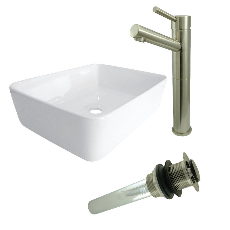 Kingston Brass  Vessel Sinks - BNGBath