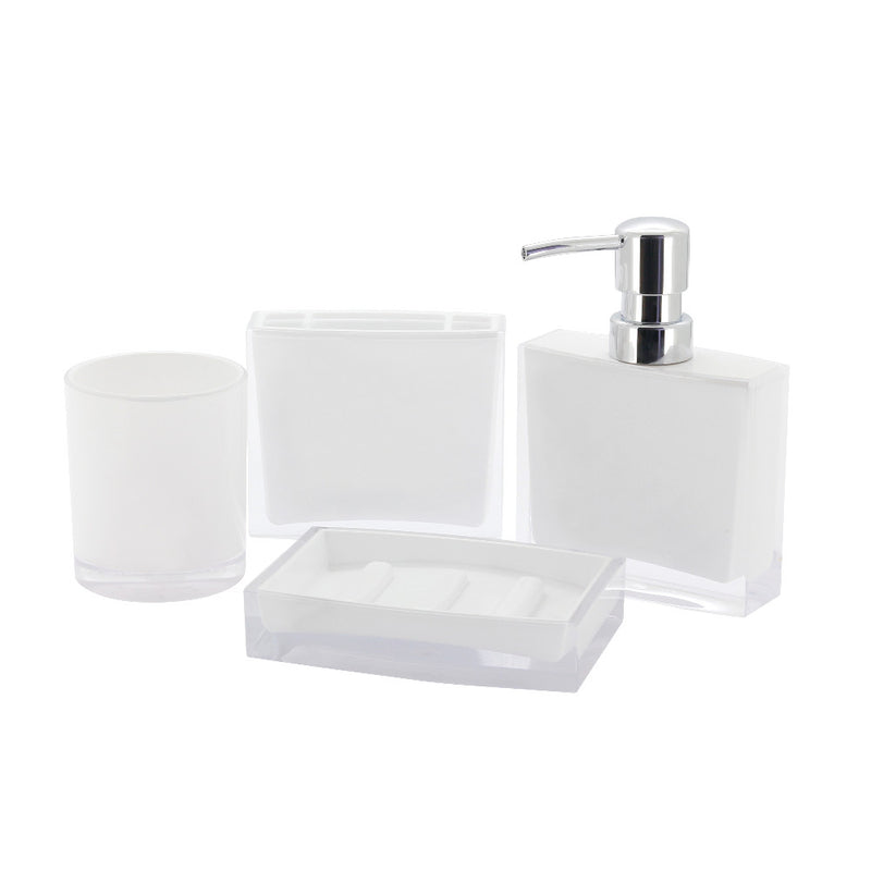 Kingston Brass Krystal Bathware Bathroom Accessory Packages - BNGBath