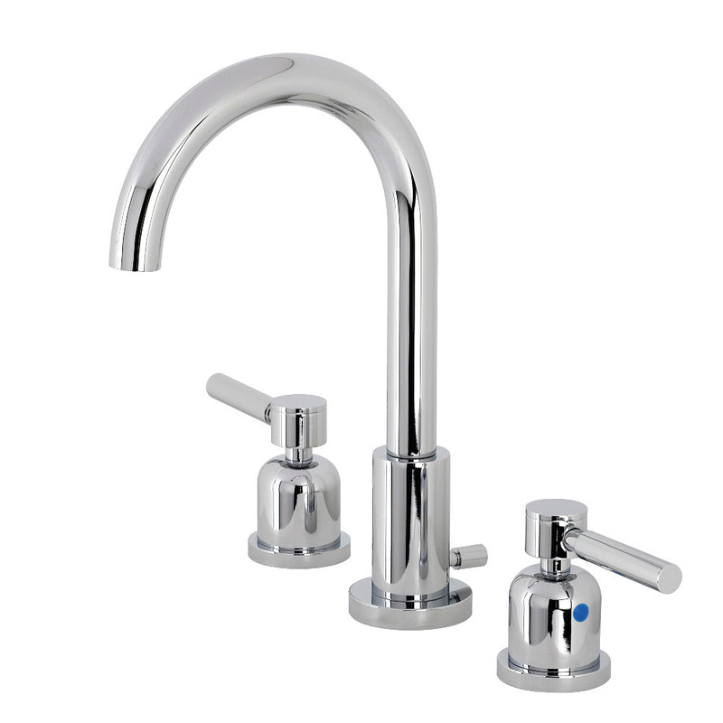 Fauceture Concord Widespread Bathroom Faucets - BNGBath
