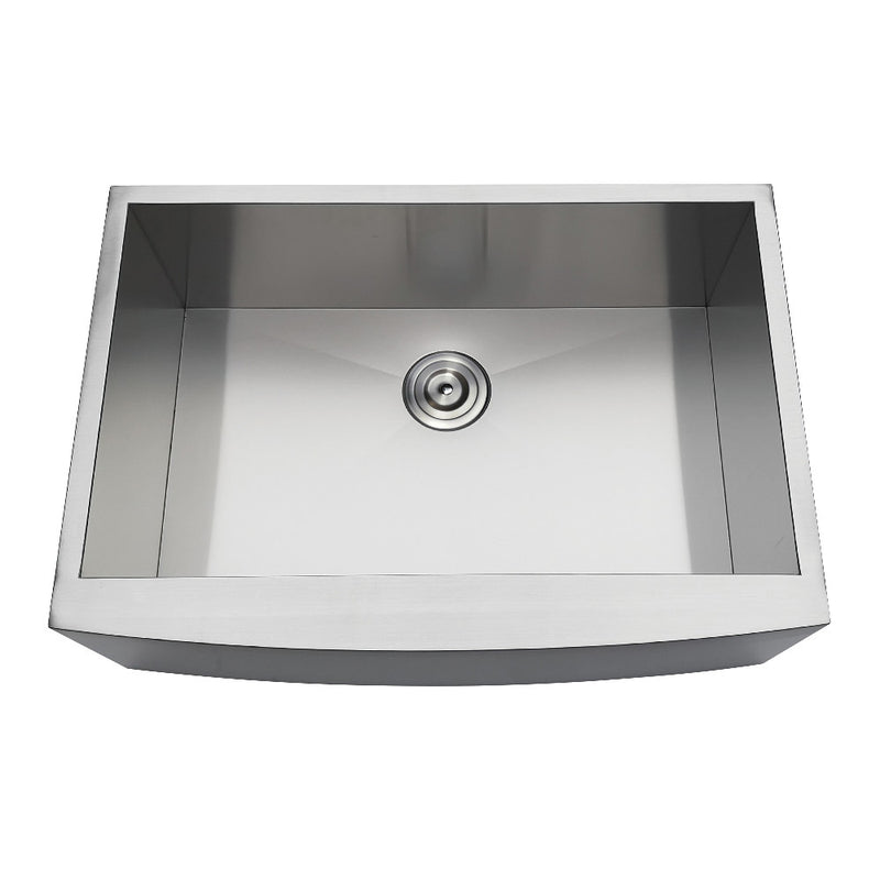 Gourmetier Uptowne Farmhouse Kitchen Sinks - BNGBath