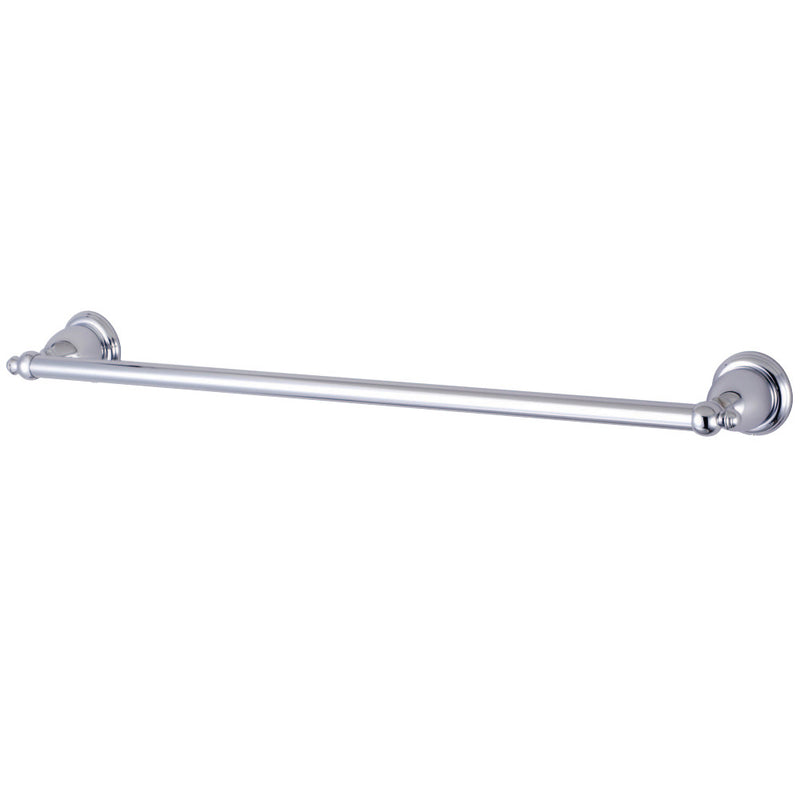 "Kingston Brass BA7972C English Vintage 18"" Towel Bar, Polished Chrome - BNGBath"