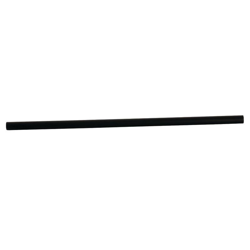 Kingston Brass BAR1112MB 18-Inch X 5/8-Inch OD Towel Bar Only, Matte Black - BNGBath
