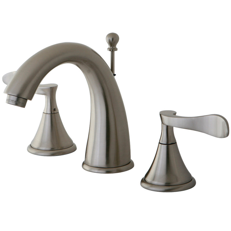 Kingston Brass KS2978CFL 8 in. Widespread Bathroom Faucet - BNGBath