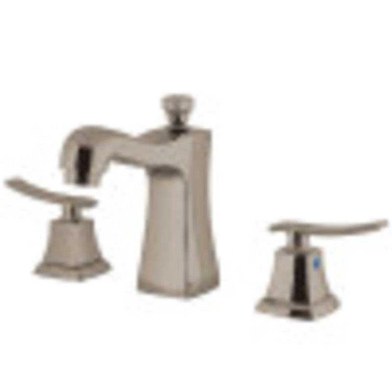 Kingston Brass Queensbury Widespread Bathroom Faucets - BNGBath