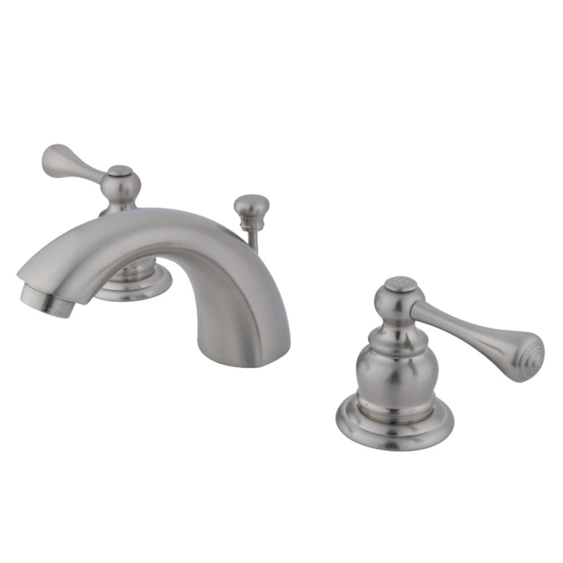 Kingston Brass Vintage Mini-Widespread Bathroom Faucets - BNGBath