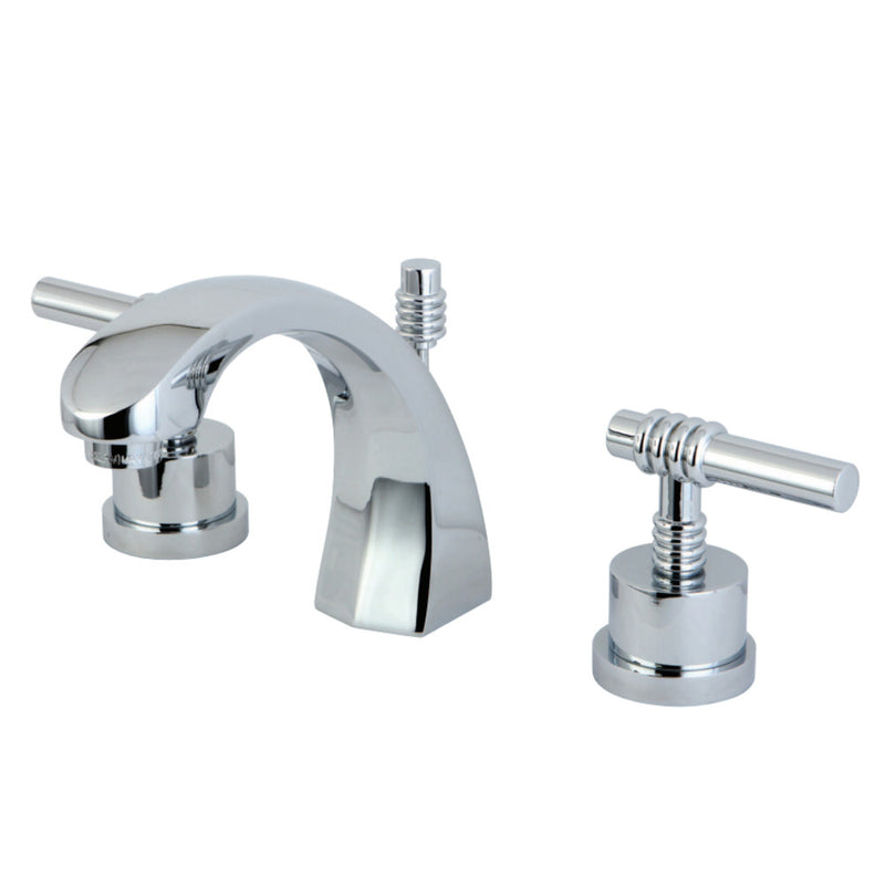 Kingston Brass Milano Widespread Bathroom Faucets - BNGBath
