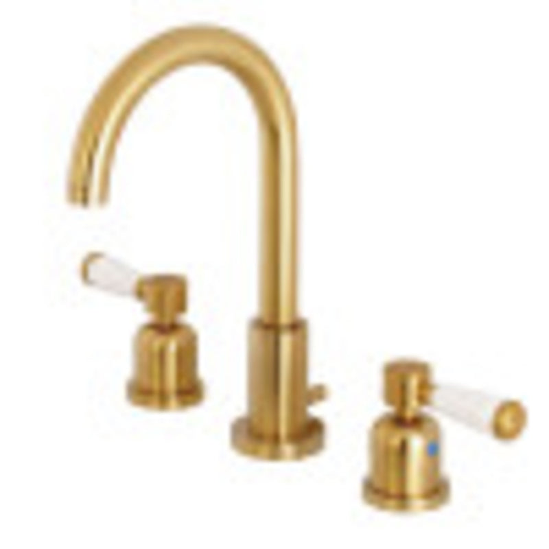 Fauceture Paris Widespread Bathroom Faucets - BNGBath