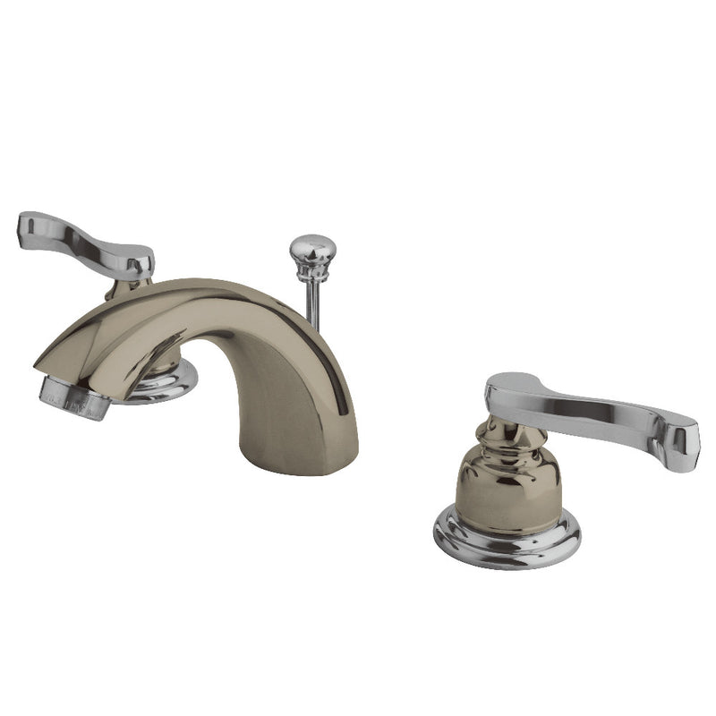 Kingston Brass Royale Mini-Widespread Bathroom Faucets - BNGBath