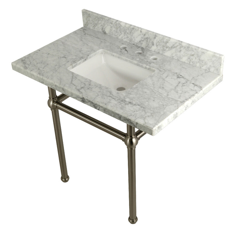 Kingston Brass Templeton Console Sinks - BNGBath