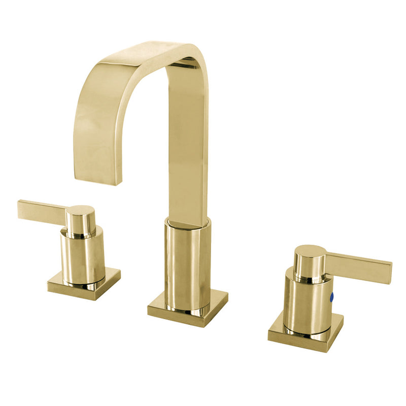 Fauceture NuvoFusion Widespread Bathroom Faucets - BNGBath