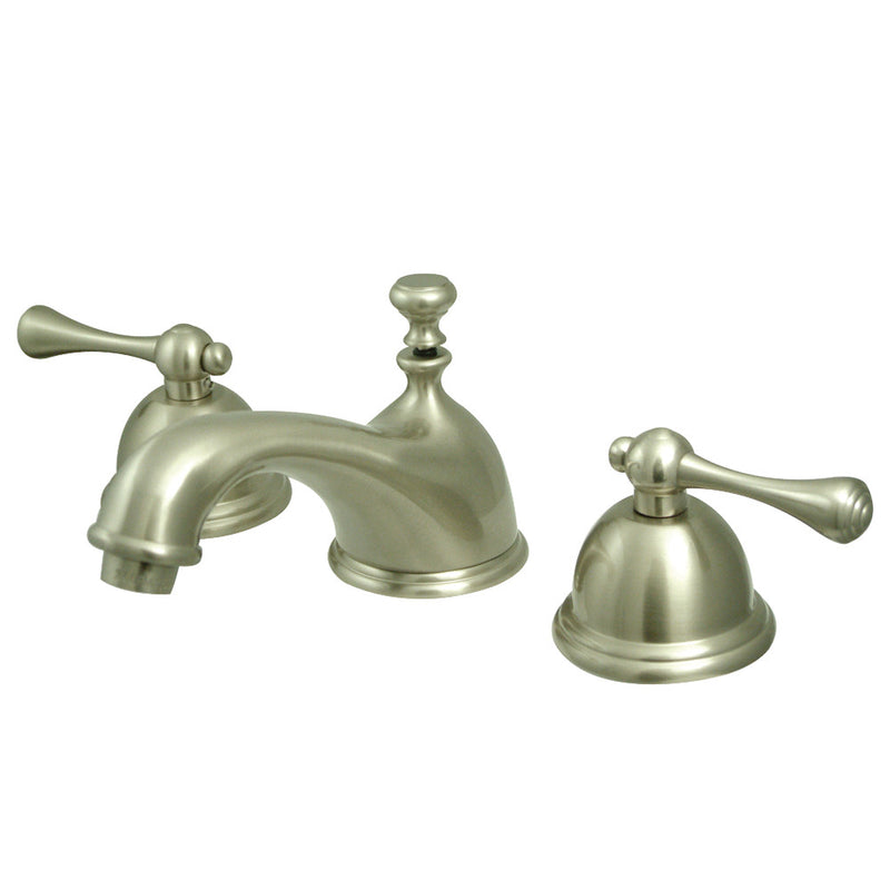 Kingston Brass KS3968BL 8 in. Widespread Bathroom Faucet - BNGBath
