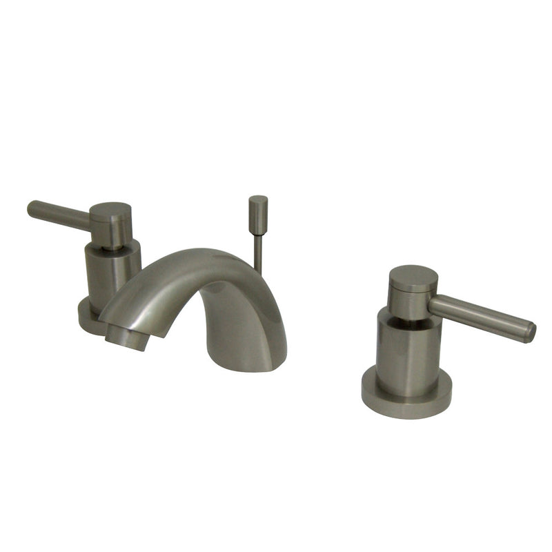 Kingston Brass KS2958DL Mini-Widespread Bathroom Faucet - BNGBath