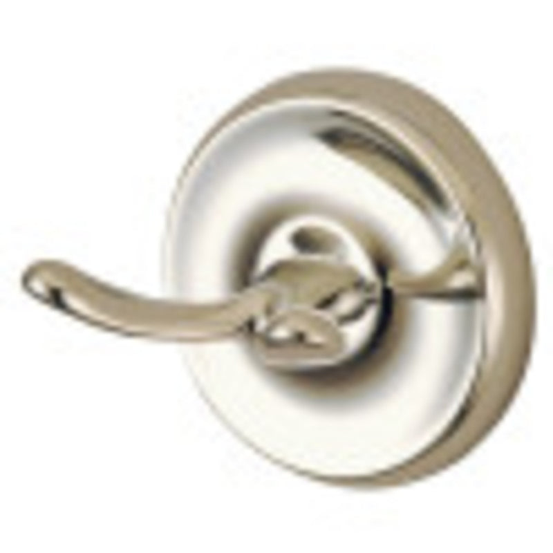 Kingston Brass BA317SN Classic Robe Hook, Brushed Nickel - BNGBath