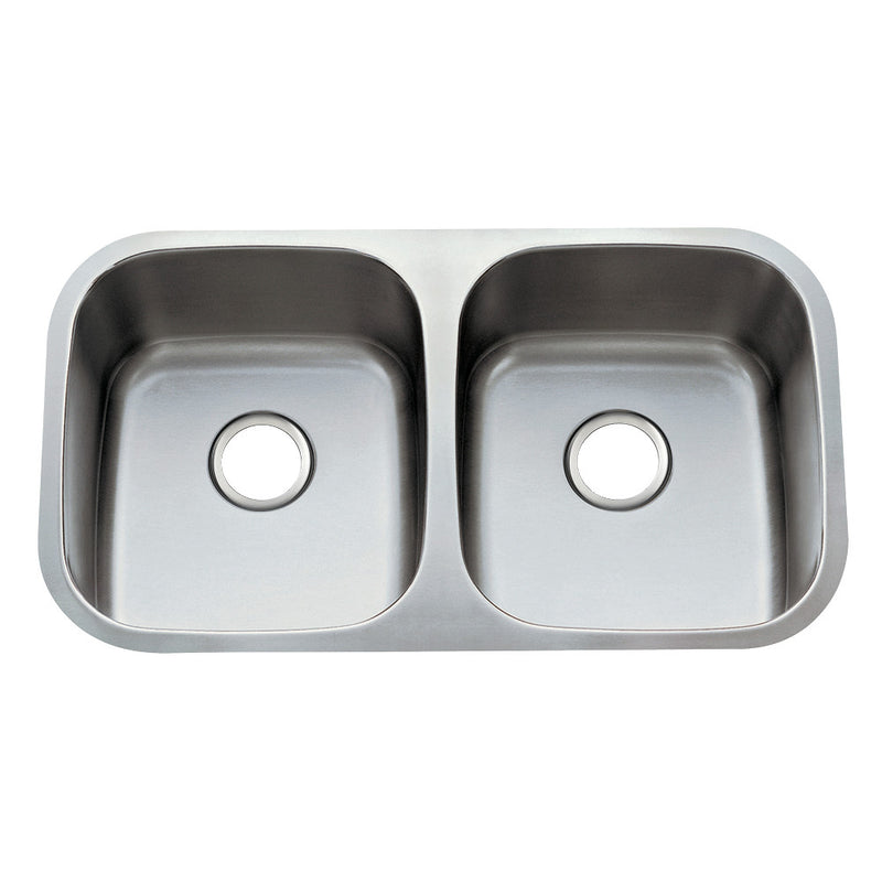 Gourmetier Marina Undermount Kitchen Sinks - BNGBath