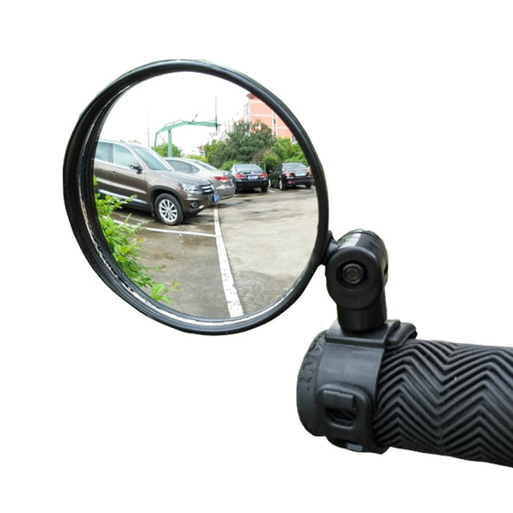 1 Pieces Bicycle Adjustable Rearview Mirror MTB Road Bike Safety Tool Handlebar Back Eye Cycling Rear View