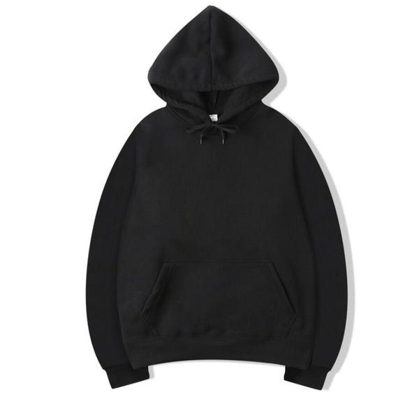 100% Cotton Men Hoodies