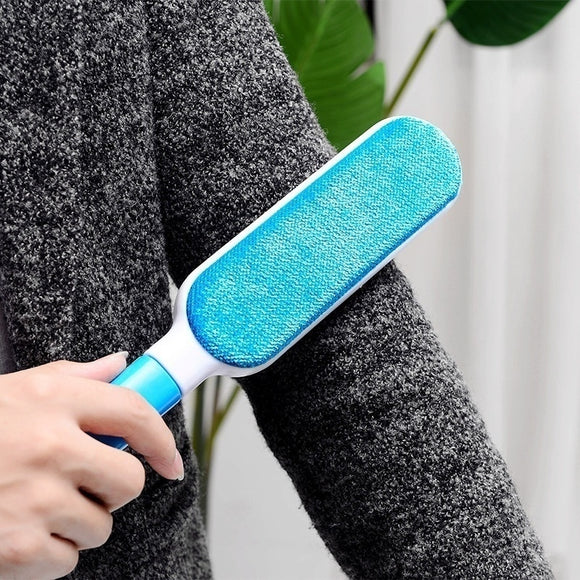 Pet Hair Brush Hair Removal Comb Sofa Bed Portable Home Cleaning Brush lint remover
