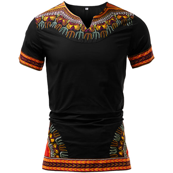 African men clothes dashikishirt  fashion top traditional clothing african men dashiki print shirt men dashiki clothes plus size