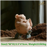 Everyday Collection Home Decor Garden Miniature Animal Figurines Desktop Decoration