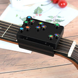 Guitar Chords Beginner Acoustic Guitar Chord Buddy Teaching Aid Guitar Tool Guitar Learning System Teaching Aid Accessories
