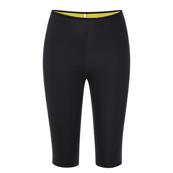Slimming Pants  Thermo Neoprene Sweat Sauna Body Shapers Fitness Stretch Control Panties Burne Waist Slim Pants