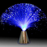 Multicolor LED Fiber Optic Light Night Lamp Holiday Christmas Wedding Home Decoration