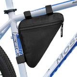 Bike Bicycle Bag Front Tube Frame Handlebar Waterproof Cycling Bags Triangle Pouch