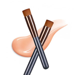 Luxury Champagne Makeup Brushes Set For Foundation Powder Blush Eyeshadow Concealer Lip Eye Cosmetics Beauty Tools Make Up Brush