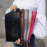 Fashion 3D Python pattern Women Clutch Bag Brand Design Party Envelope Clutches for ladies wallet Free Card bag handbag
