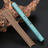 Natural sandalwood incense summer essential home 21cm incense wormwood Ya Ya incense cross-border indoor ceremony Buddha incense