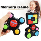 New Early Educational Memory Game With Lights and Sounds