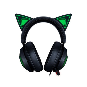 Razer Kraken Kitty Gaming Headset TNX 7.1 Surround Sound Headphone USB Interface Active Noise Reduction Microphone Headset Gamer