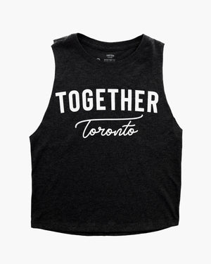 Together Toronto Cropped Tank