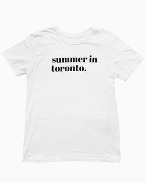Summer in Toronto - Unisex T-Shirt