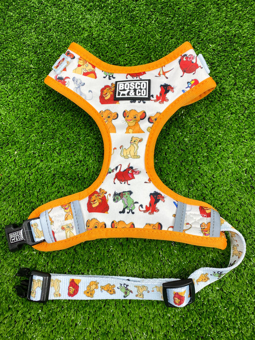 Lion King Harness