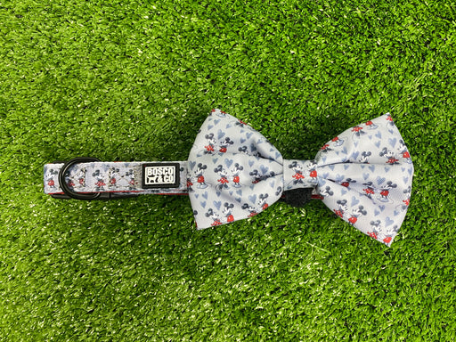 Mickey Mouse Collar and Bow Tie