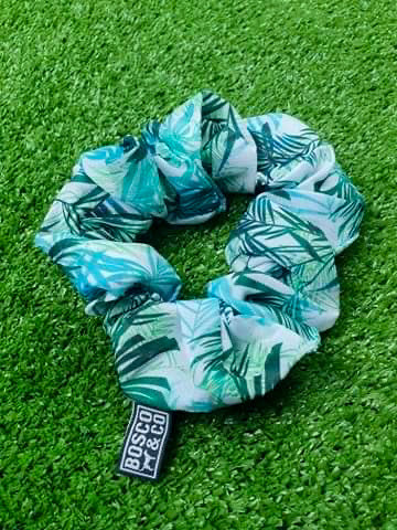 Bosco & Co Scrunchie: Tropical Paradise