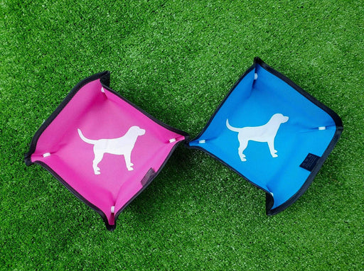 Bosco & Co FOLDABLE DOG WATER BOWL