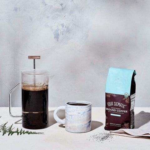 Adaptogen Coffee Medium Ground Roast with Ashwagandha 'Four Sigmatic'