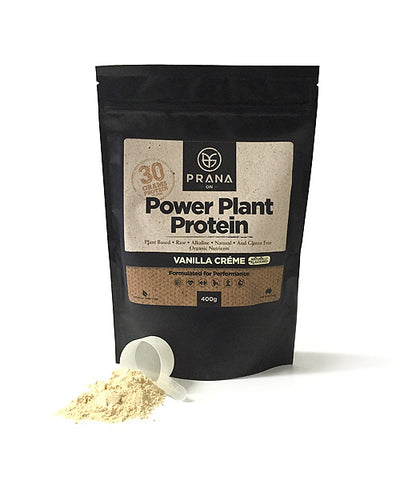 "PRANA ON "" POWER PLANT PROTEIN"" VANILLA CREME 1KG"