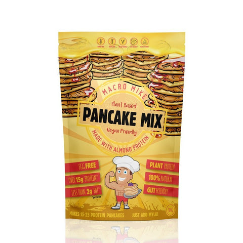 "Almond Protein Pancake Mix ""Macro Mike"" 300g"