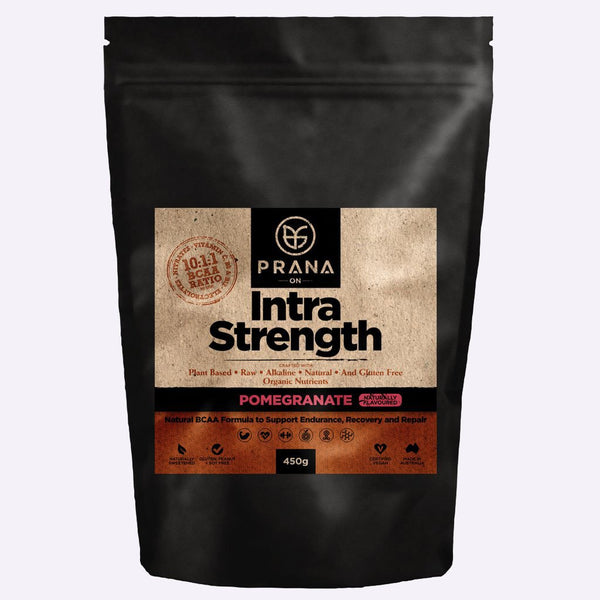 "PRANA ON ""INTRA STRENGTH"" POMEGRANATE 200G"