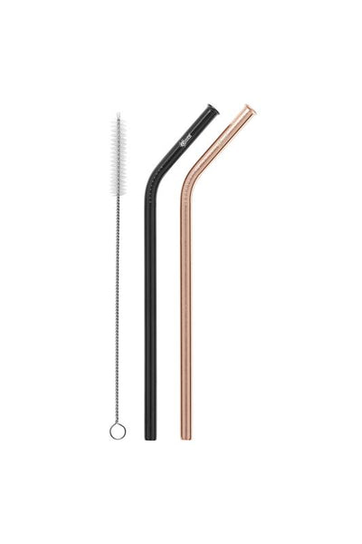 Cheeki 2 Pack Reusable Straws