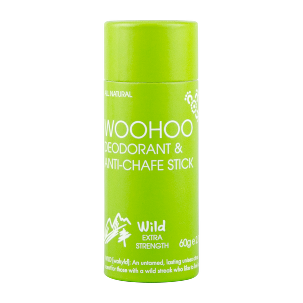 woohoo deodorant anti-chafe stick