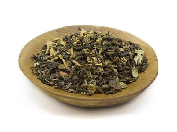 Green Chai Organic Tea