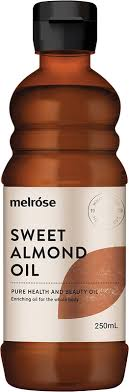 Melrose 'sweet almond oil'