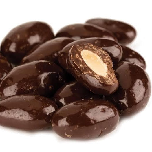 Chocolate Coated Almonds Vegan
